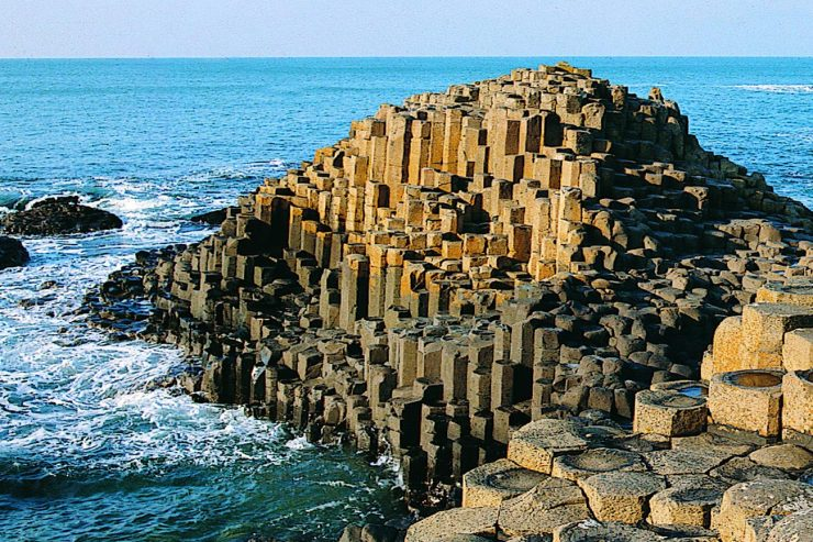 The Giant's Causeway (by Owen)