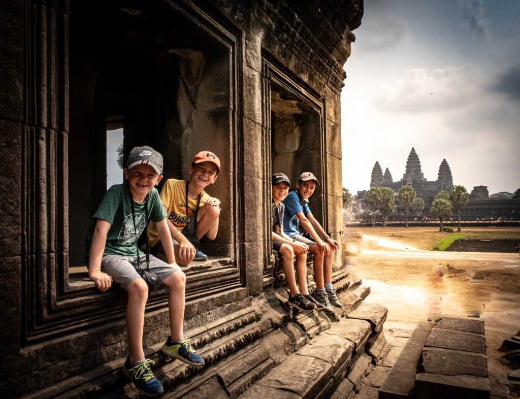 Angkor Wat and the temples of Cambodia